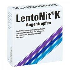 Optima Pharm Lento Nit K Augentropfen (3 x 10 ml)