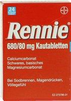 Eurim Rennie Kautabletten (24 Stück)