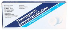 Boehringer Thomapyrin Tabletten (10 Stk.)