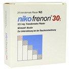 RIEMSER Nikofrenon 30 Pflaster, Transdermal (28 Stück)