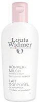 Louis Widmer Körpermilch unparf. (200 ml)