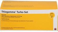 Wörwag Thiogamma Turbo Set Pur Inj.-Fl. (5 x 50 ml)