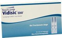 Bausch & Lomb Vidisic Edo Augengel (10 x 0.6 ml)