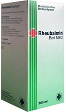 Carl Hoernecke Rheubalmin Bad Med. (200 ml)