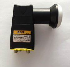 BAFF Germany Universal Quad LNB 0,1dB