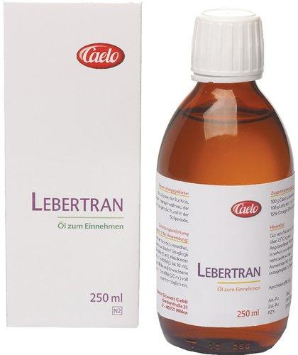 Caleo - Caesar & Loretz GmbH Caelo Lebertran (250 ml)