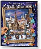 Schipper Malen nach Zahlen Nürnberger Christkindelsmarkt