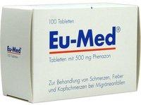 Strathmann Eu-med Tabletten (100 Stück)
