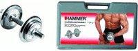 Finnlo Hammer Hantelsetkoffer 10,0 kg