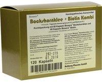 Aalborg-Pharma Bockshornklee + Biotin Kombipackung Kapseln (120 Stk.)