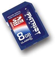 Patriot SDHC Card Class 6 8 GB