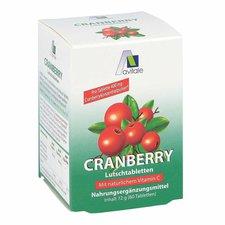 avitale Cranberry Lutschtabletten (60 Stk.)