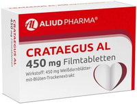 Aliud Crataegus Al 450 Mg Filmtabletten (50 Stück)