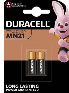 Duracell 1x 3LR50 Security Batterie (MN21)