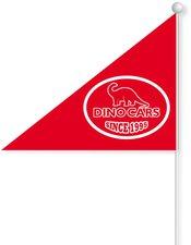 DINO CARS Sicherheitsfahne