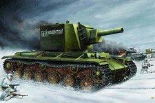 "Trumpeter Russia KV  ""Big Turret "" (00311)"