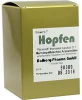 Aalborg-Pharma Hopfen Bioxera Kapseln (60 Stk.)