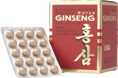 Aurica Roter Ginseng Tabletten 300 mg (200 Stk)