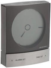 Jacob Jensen Wake Up Clock anthrazit 32044