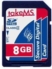 takeMS SDHC Card Class 4 8 GB