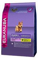 Eukanuba Puppy & Junior Small (7,5 kg)