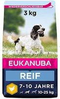 Eukanuba Mature & Senior Small & Medium (3 kg)