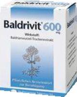 Rodisma Baldrivit 600 Mg Tabl.ueberzogen (20 Stück)