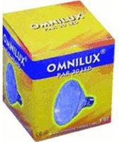 OMNILUX 18 LED 2W E27 Blau