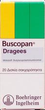 Beragena Buscopan Dragees (20 Stk.)
