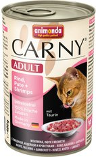 Animonda Petfood Carny Adult Pute & Schrimps (400 g)