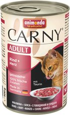 Animonda Petfood Carny Adult Rind & Herz (400 g)
