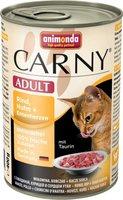 Animonda Petfood Carny Adult Huhn & Ente (400 g)