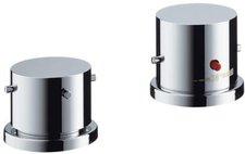 Axor 2-Loch-Thermostat für Wannenrandmontage (10480)