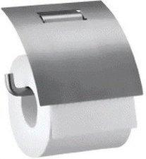 Axor Steel Papierrollenhalter mit Deckel (41838)