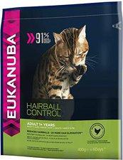 Eukanuba Adult Hairball Huhn & Leber (400 g)