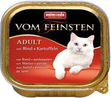 Animonda Petfood vom Feinsten Menue Rind & Kartoffeln (100 g)