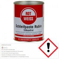 Rotweiss Schleifpaste Rubin (750 ml)
