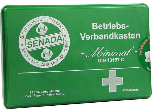 Erena Senada Verbandkasten Minimal Din 13157 (1 Stk.)