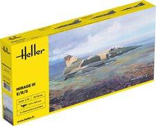Heller Joustra Mirage III E/R/5/BA (80323)