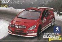 Heller Joustra Peugeot 307 WRC 2004 (80753)