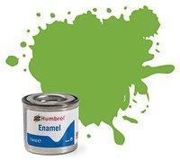 Humbrol 038 - Zitronengrün glänzend Email 14ml