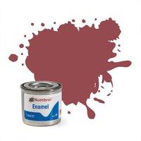 Humbrol 073 - Weinrot matt Email 14ml