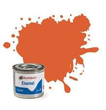 Humbrol 082 - Orange matt Email 14ml