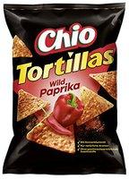 Chio Tortilla Chips Wild Paprika (125 g)