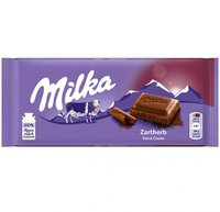 Milka Zartherb (100 g)