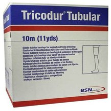 BSN medical Tricodur Schlauchbandage Gr. G 10 m x 12 cm Weiß (1 Stk.)