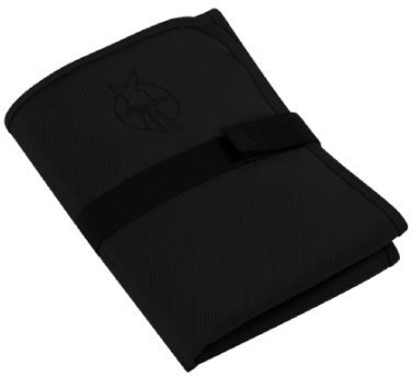 Lässig Wrap To Go Changing Mat Black