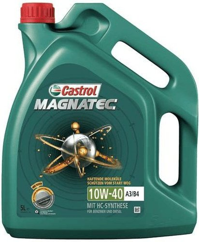 Castrol Magnatec 10W-40 A3/B3 (5 l)