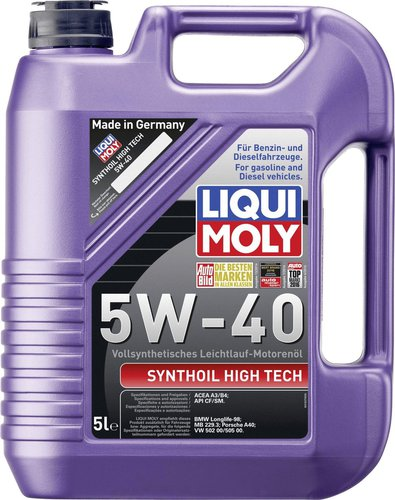 Liqui Moly Synthoil High Tech 5W-40 (5 l)