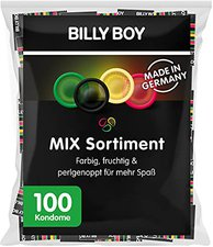 Billy Boy Sortiment Kondome (100 Stk.)